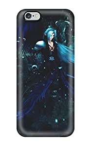 Iphone 6 Plus Hard Back With Bumper Silicone Gel Tpu Case Cover Sephiroth