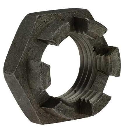 Reidl Kronenmuttern niedrige Form M 16 x 1, 5 mm DIN 937 14 H blank 1 Stü ck