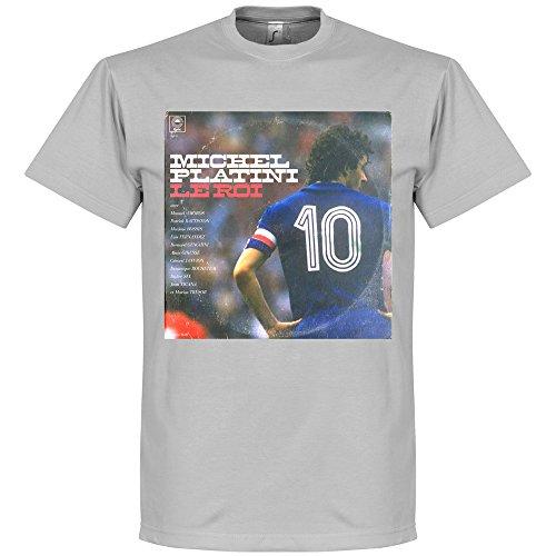 Pennarello Lpfc Platini t-shirt–grigio