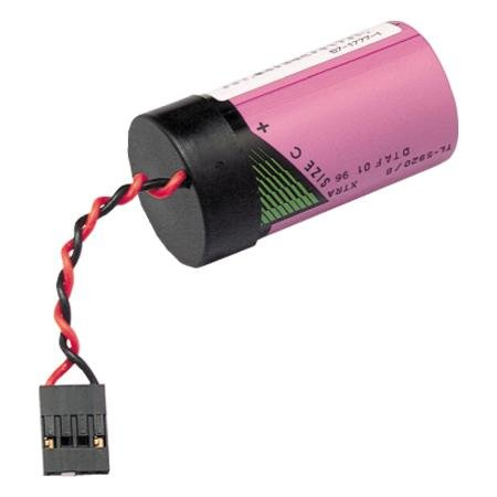 C Pack 3.6 Volt Single Cell Battery Pack - Wire Leads with (Ericsson Transparent Cables)