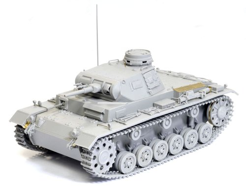 Dragon Models 1/35 Pz.Kpfw. III Ausf. F Smart