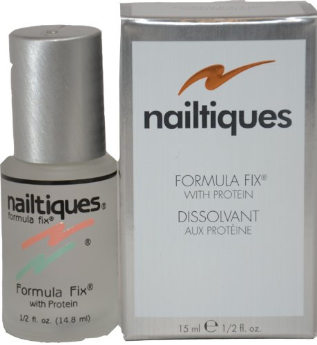 Nailtiques Protein Formula Fix Women Manicure by Nailtiques, 0.5 Ounce