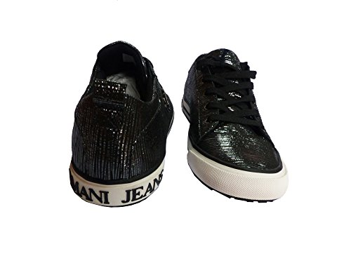 Armani Jeans D. Sneaker Antracit 9250126A43402842