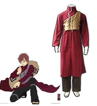 SUNKEE Japonés Anime Naruto Vol 2 Cosplay - Gaara cosplay ...