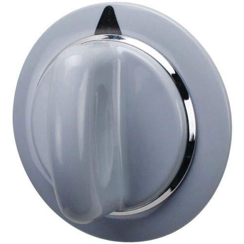 White Timer Knob - Dryer Knob for GE Timer WE1M964 AP4980845 PS3487132