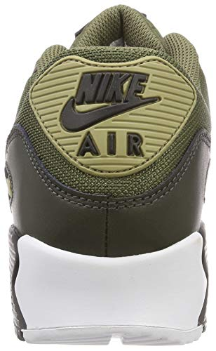 Black Air Sequoia Medium Essential Multicolore NIKE Olive homme running 001 Chaussures de Neutral Olive 90 Max PxdwRU4