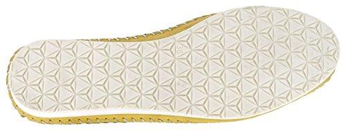 Andrea Conti 0021534 Damen Slipper Gelb
