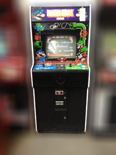 Vintage Arcade Games - 1