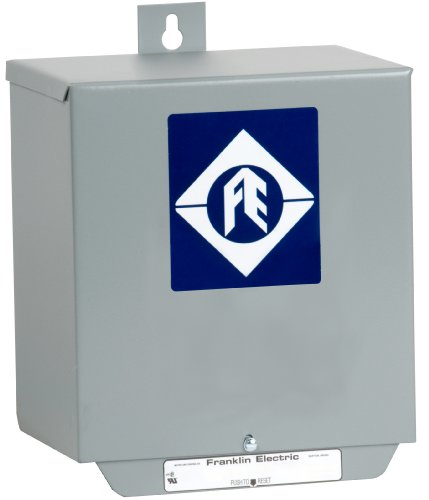 Little Giant SUBCB15 Franklin Electric Well Pump Control Box, -