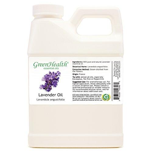 Lavender 100 Pure essential 16oz