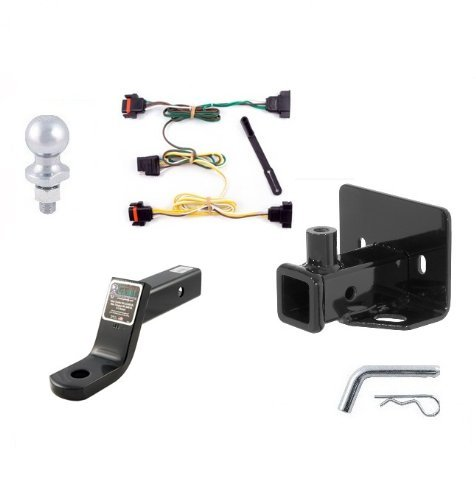Curt Manufacturing Curt 13229-55323-45050-40004-21500 Trailer Hitch and Tow Package