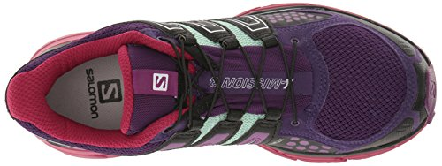 Salomon Mission Fair Sangria W X w 3 Aqua Women's Acai Ra4rqwR
