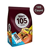 hershey's 105ct assorted valentines day chocolate candy - 1.5kg- includes reese, oh henry! &