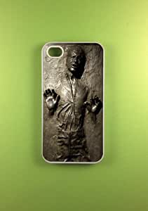 Han Solo Frozen Iphone 4 Case,iphone 4s Case