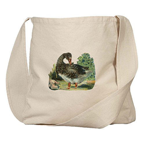 Market Bag Organic Cotton Canvas Black Duck Vintage Look By Style In ()