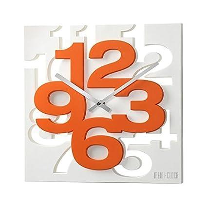 GMMH, Orologio da Parete dal Design Moderno 3D, 1106, Orologio da ...