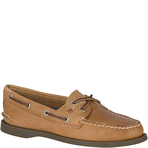 Sperry Top-Sider Womens Authentic Original 2-Eye Boat ShoeSahara5 W US