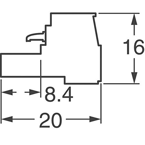 TERM BLOCK PLUG 2POS STR 5MM (Pack of 20)