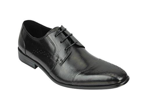 Chaussures Plates Xposed Avec L'homme Lacets, Couleur Noir, Taille 41 Eu