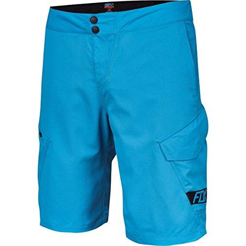 Fox Racing Ranger Cargo 12in Shorts - Men's Cyan, - Shorts Racing