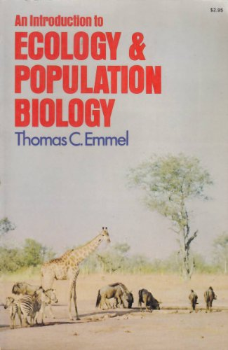 An Introduction to Ecology and Population Biology