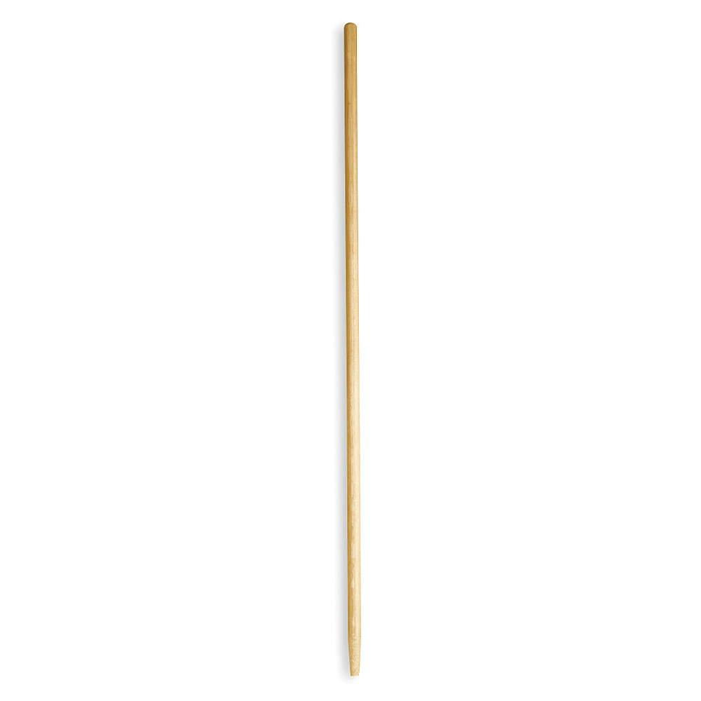 Natural Wood Broom Handle, Length 54''