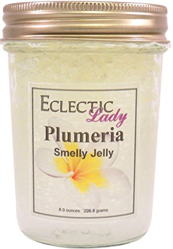 Plumeria Smelly Jelly by Eclectic Lady ()