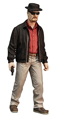 Mezco Toys Breaking Bad: Heisenberg (Red Shirt Version) 12