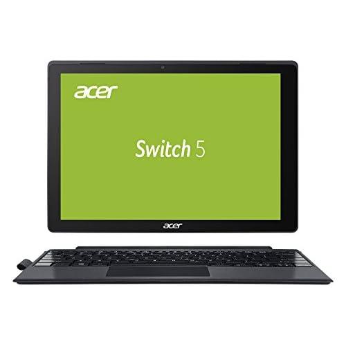 chollos oferta descuentos barato Acer Switch SW512 52 5819 Negro Híbrido 2 en 1 30 5 cm 12 2160 x 1440 Pixeles Pantalla táctil 2 50 GHz 7ª generación de procesadores Intel Core i5 i5 7200U Switch SW512 52 5819