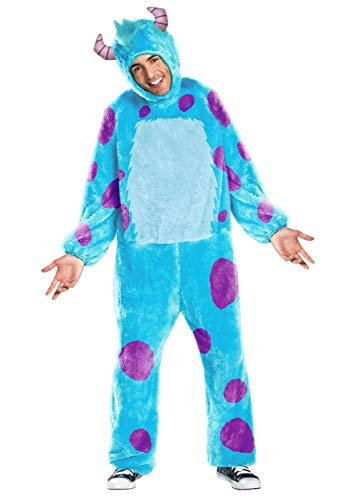 Disguise Adult Sulley Costume X-Large ()