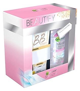 Garnier BB Plus Micellar Water Beauty Gift Set: Amazon.co.uk: Beauty