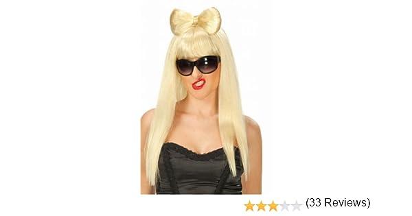 Rubies 5 4218 - Peluca lady Gaga: Amazon.es: Electrónica