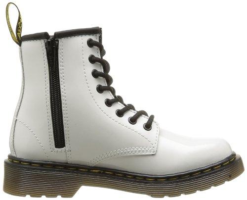 Dr. Martens Delaney Boot Brevetto Bianco