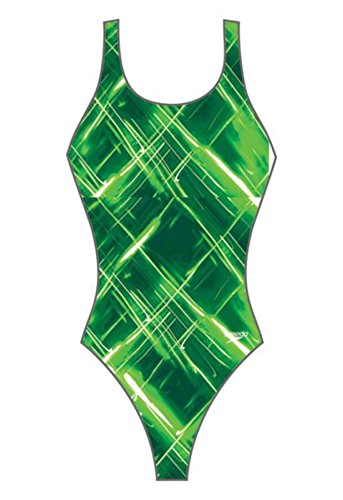 Speedo Solar Strobe record Breaker Youth, Green (24) (Toad Solar)