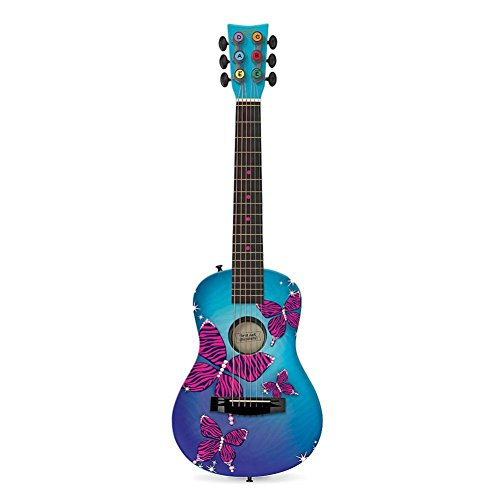 First Act FG3718 Designer Acoustic Guitar, Rock n Roll