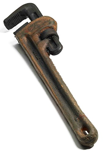 Forum Novelties Rusty Monkey Wrench Novelty Property, Brown (Killer Prop)