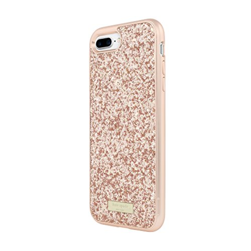 best service 5561d 28d78 kate spade new york Glitter Case for iPhone 7 Plus: Amazon.in ...