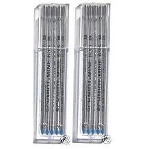 Schmidt 635 Refill for Lamy LM21 (M21BL) Ballpoint Pen (Blue, 10-Pack)