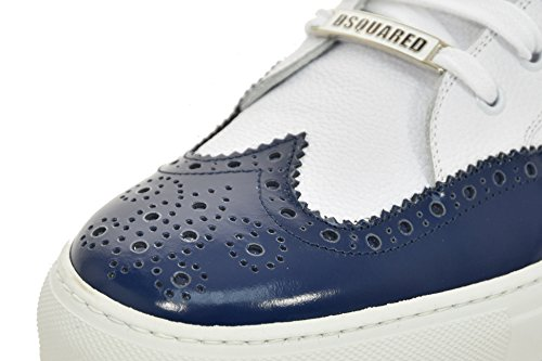Dsquared2 Sneaker Willy - White - Size IT43,5 - Made in Italy