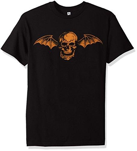 FEA Men's Avenged Sevenfold Adult Short Sleeve T-Shirt,