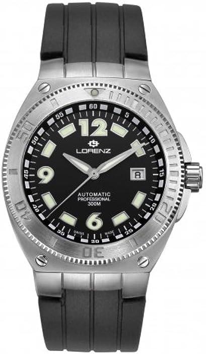 Automatico Made In Titanio Swiss Orologio Lorenz 025296aa Jl5a4r Uomo 1c3TlJFK