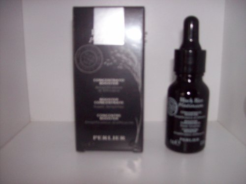 Black Rice Platinum Face (Perlier Black Rice Platinum Ultra-booster Face Serum Concentrate .5 Fl Oz. by Perlier)