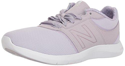 - New Balance Women's 415v1 Sneaker, Thistle/White, 7 B US