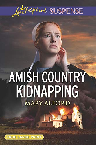 Book Cover: Amish Country Kidnapping