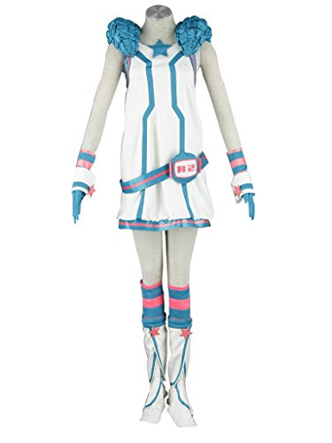 Mtxc  (Miki Vocaloid Cosplay Costume)
