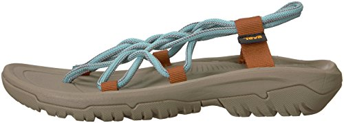 Bout Xlt Glass Hurricane Teva sea Femme W Ouvert Sandales Infinity Turquoise q1Xnvxp