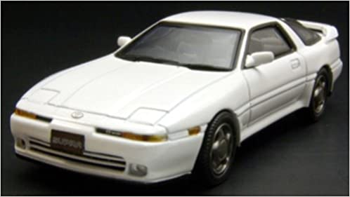 Amazon.com: Original Kyosho 1/43 Toyota Supra 2.5 Twin Turbo R (White) (japan import) (4955439044391): Books