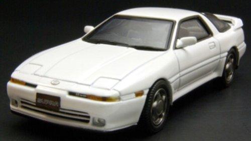 Original Kyosho 1/43 Toyota Supra 2.5 Twin Turbo R (White) (japan import): Amazon.es: Juguetes y juegos