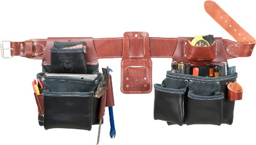 Occidental Leather B5080DB SM Pro Framer Set - Black by Occidental Leather