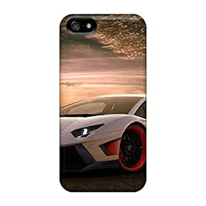 Iphone 5/5s Case Cover With Shock Absorbent Protective BBTPUlq993vFpbA Case
